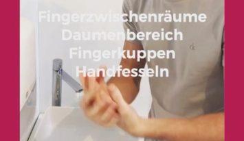 Triemer Aesthetics Dresden Praxis Corona Pandemie Desinfektion